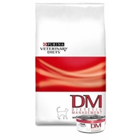 Purina DM Dietetic Management Formula Dry Cat Food, 10 lbs