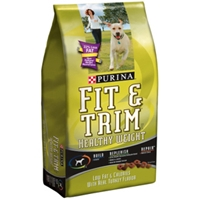 Purina Dog Chow Fit & Trim, 37.5 lb