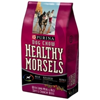 Purina Dog Chow Healthy Morsels, 35.2 lb