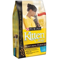 Purina Kitten Chow, 3.5 lb - 6 Pack
