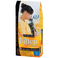 Purina Kitten Chow, 7 lb - 5 Pack