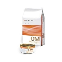 Purina OM Overweight Management Formula Canned Cat Food, 24 x 5.5 oz