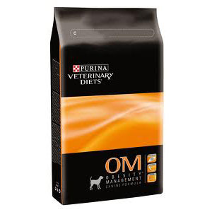Purina OM Overweight Management Formula Dry Dog Food, 6 lbs