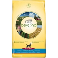 Purina One beyOnd Dog Food Lamb & Barley, 15 lb