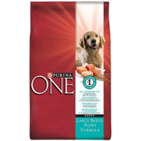 Purina One Large Breed Puppy Food, 18 lb