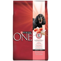 Purina One Sensitive Systems Dog Food, 18 lb