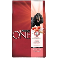 Purina One Sensitive Systems Dog Food, 34 lb