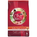 Purina One SmartBlend Dog Food Healthy Weight Formula, 31.1 lb