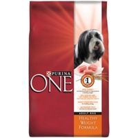 Purina One SmartBlend Healthy Weight Management Dog Food, 34 lb