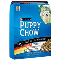 Purina Puppy Chow, 34 lb