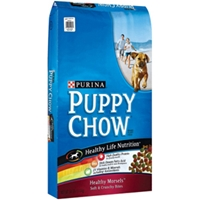 Purina Puppy Chow Healthy Morsels, 34 lb