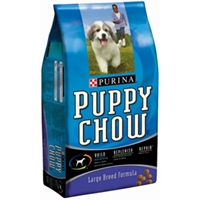 Purina Puppy Chow Large Breed Formula, 35.2 lb