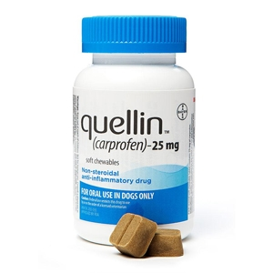 Quellin 25 mg, 60 Soft Chews