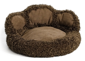 Quiet Time Boutique Paw Bed