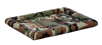 Quiet Time Maxx Bed Camo Green 36X23