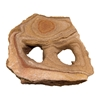 Rainbow Carved Stone, Medium - 8 Pack