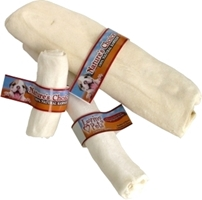 Rawhide Retriever Rolls, 10 inches- 5 count