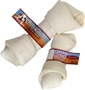 Rawhide White Bone, 2-3 inches