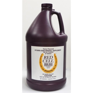 Red Cell for Horses, 1 gal