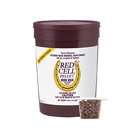 Red Cell Pellets for Horses, 4 lbs