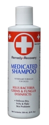 Remedy + Recovery Medicated Shampoo for Dogs, 8 oz