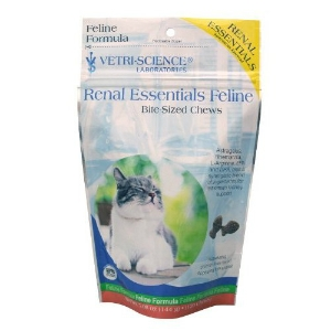 Renal Essentials Feline Bite-Sized Chews, 120 ct : VetDepot.com