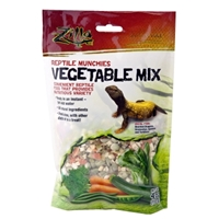 Reptile Munchies Veg 4 Oz