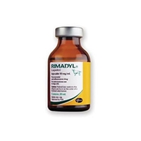 Rimadyl Injectable 50 mg/ml, 20 ml