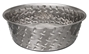 Ruff N' Tuff Diamond Plate Bowl, 3 quarts