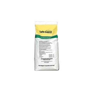 Safe-Guard Dewormer Pellet 10 lb