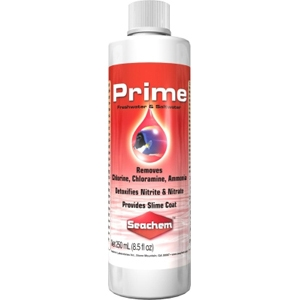 Seachem Prime Water Conditioner, 4 L