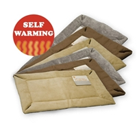 "Self-Warming Crate Pad, 37"" x 54"""