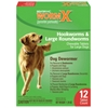 Sentry HC WormX for Large Dogs, 12 Tablets