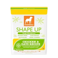 Shape Up Chicken & Oats Dog Food, 4 lb - 6 Pack
