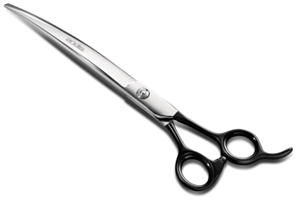 Shears Curved 8 inches