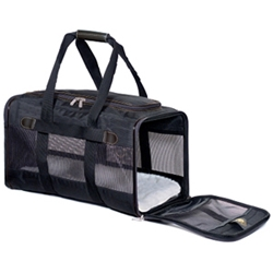 Sherpa Original Deluxe Carrier Black, Large