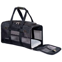 Sherpa Original Deluxe Carrier Black, Medium
