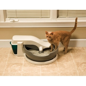 Simply Clean Litter Box System
