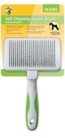 Slicker Brush Self Cleaning