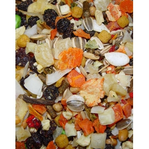 Snack Attack Treats Fruit & Veggie Large, 20 lb