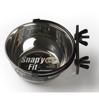 Snapy Fit Water and Feed Bowl 10 Oz