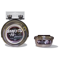 Snapy Fit Water and Feed Bowl 2 Qt