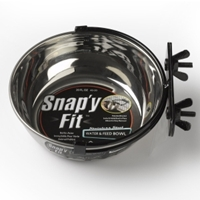 Snapy Fit Water and Feed Bowl 20 Oz