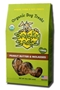 Snicky Snaks Organic Dog Treats, Peanut Butter & Molasses, Large, 8 oz