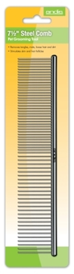Steel Comb- 7.5 inches