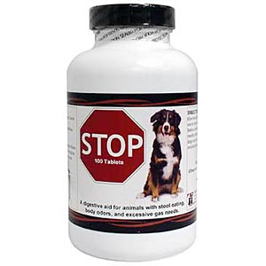 STOP, 100 Chewable Tablets