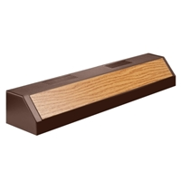 Strip Lights Fluorescent Oak 20 in
