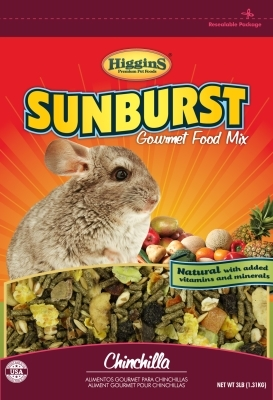 Sunburst Chinchilla 3 Lb
