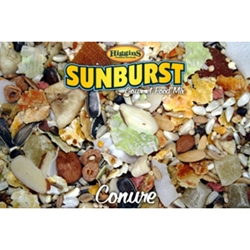 Sunburst Conure Bird Food, 25 lb