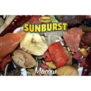 Sunburst Macaw Bird Food, 25 lb
